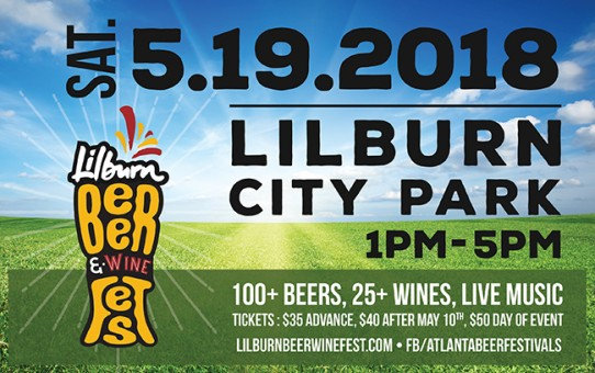 Lilburn Beer and Wine Festival